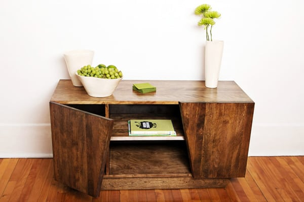 Modern Wood Furniture modern furniture post modern wood furniture. historic meets